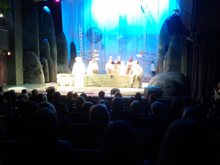 Address, reviews and photos of teatr lunyi on Yell.ru.  Best Theatres in Moscow, Russia.