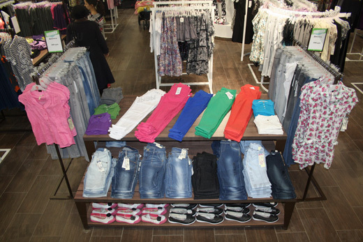 Clothing stores Russian clothing store