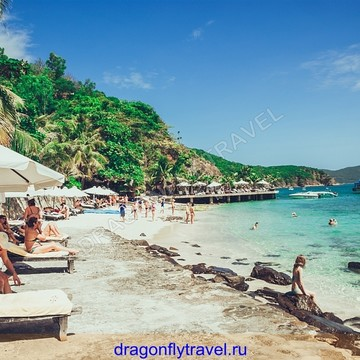 Южные острова с Dragonflytravel